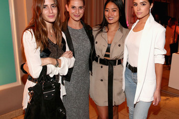 Rachel Zeilic JustFab Celebrates Launch Of Ready-To-Wear
