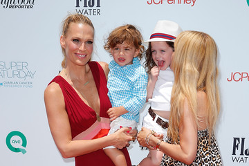 Rachel Zoe Skyler Berman FIJI Water At Super Saturday Los Angeles Co-Hosted By Rachel Zoe And Molly Sims