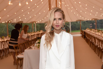 Rachel Zoe NET-A-PORTER Co-Hosts The GOOD+ Foundation's Hamptons Summer Dinner - Inside