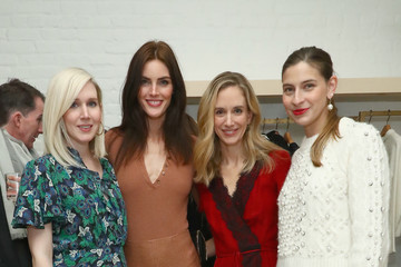 Rachelle Hruska Jenni Kayne Celebrates Tribeca Boutique With Amy Astley, Meredith Melling and Kate Young
