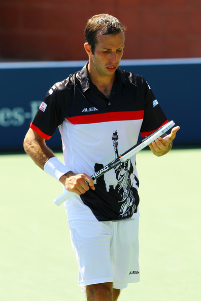 Radek Stepanek - 2012 US Open - Day 2