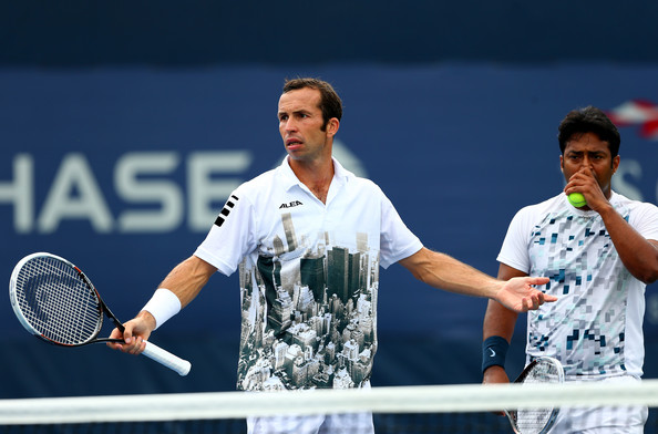 Radek Stepanek - 2013 U.S. Open - Day 6