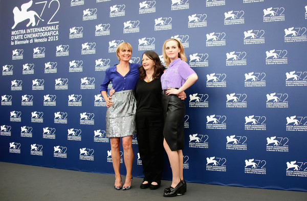 'Looking For Grace' Photocall - 72nd Venice Film Festival
