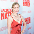 Radha Mitchell Premiere Of Neon And Refinery29's 'Assassination Nation' - Red Carpet
