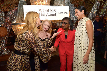 Radhika Jones Anita Hill Vanity Fair And Lancôme Toast Women In Hollywood In Los Angeles
