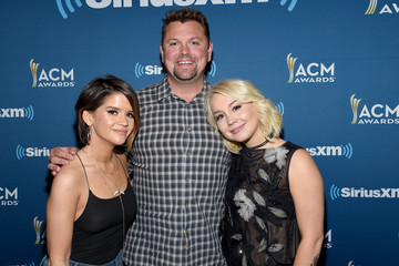 RaeLynn SiriusXM's The Highway Channel Broadcasts Backstage Leading Up To The American Country Music Awards at the T-Mobile Arena