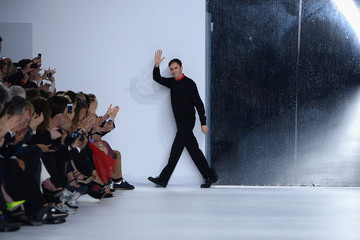 Raf Simons Dior Cruise Collection Runway