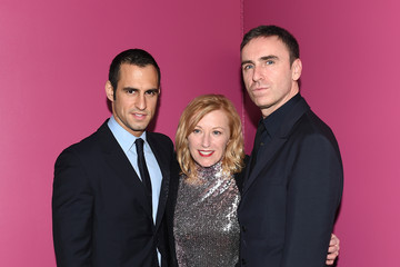Raf Simons Jean-Georges d'Orazio 2015 Guggenheim International Gala Dinner, Made Possible by Dior