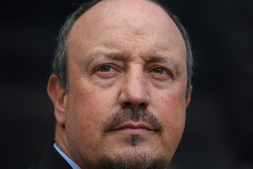 Rafa Benitez Newcastle United v Tottenham Hotspur - Premier League