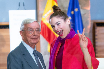 Rafael Anson Spanish Royals Attend National Culture Awards