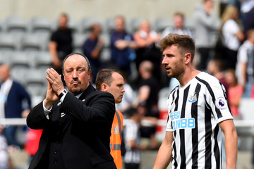 Rafael Benitez Newcastle United v Tottenham Hotspur - Premier League