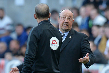 Rafael Benitez Newcastle United vs. Leicester City - Premier League