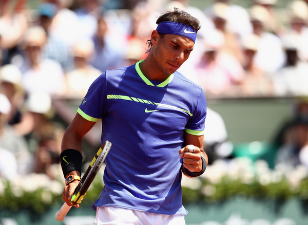 Doubts Elevate Rafael Nadal To Greater Things