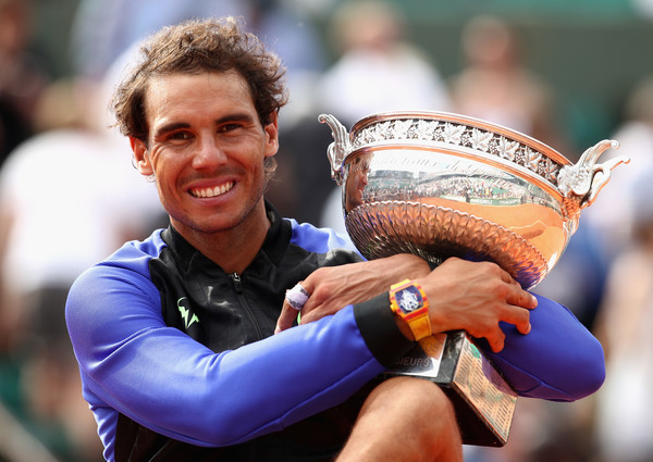 French Open Gives Green Light To Build Statue Of Rafael Nadal