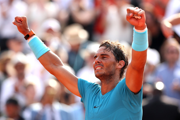 Rafael Nadal Creates History With 11th French Open Title