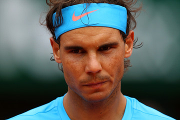 Rafael Nadal 2015 French Open - Day Three