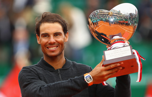 Rafael Nadal's Monte Carlo Triumph: The king of clay is back