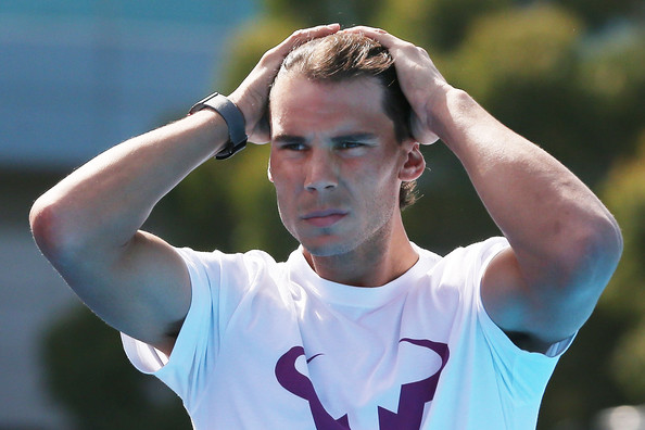 Rafael Nadal - Australian Open: Previews