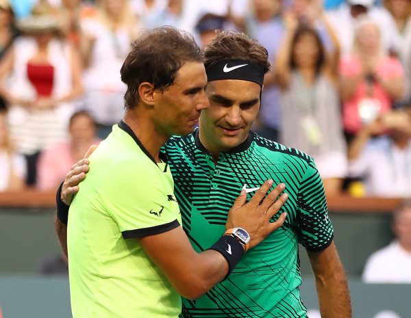 Roger Federer Coy On Cincinnati Presence As He Fights Nadal For The No.1 Ranking