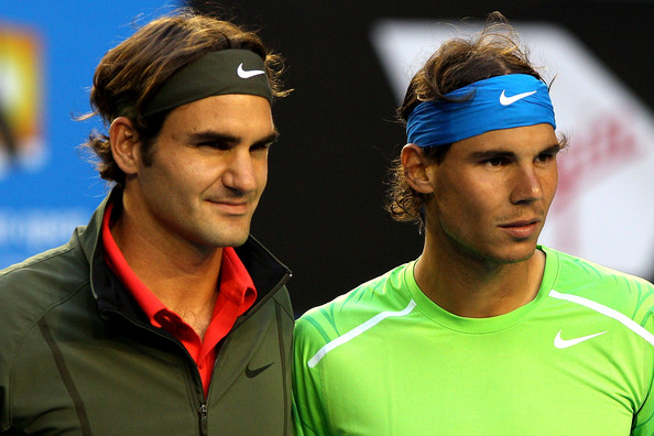 Greg Rusedski believes Nadal can't beat Federer now, but two players can