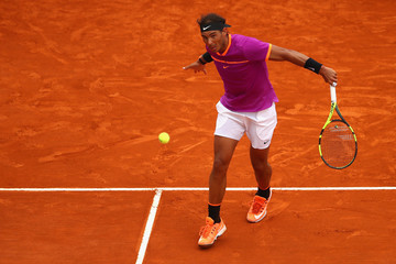 Rafael Nadal ATP Masters Series: Monte Carlo Rolex Masters - Day Eight