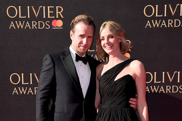 Rafe Spall The Olivier Awards 2017 - Red Carpet Arrivals