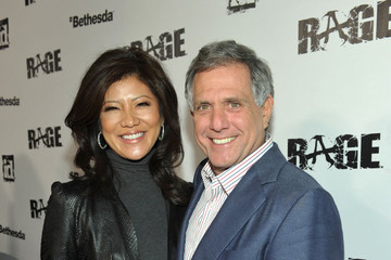 Leslie Moonves Rage Official Launch Party - Red Carpet