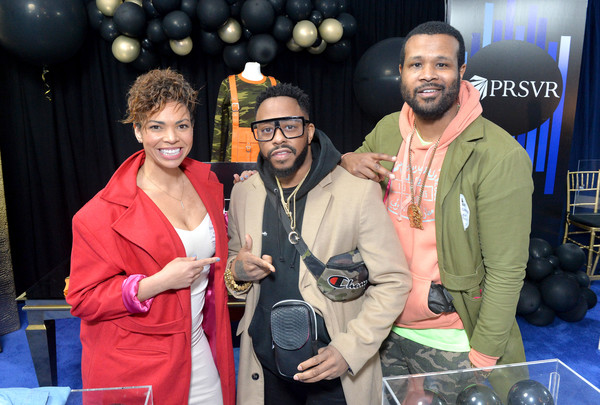 61st Annual GRAMMY Awards - GRAMMY Gift Lounge - Day 2