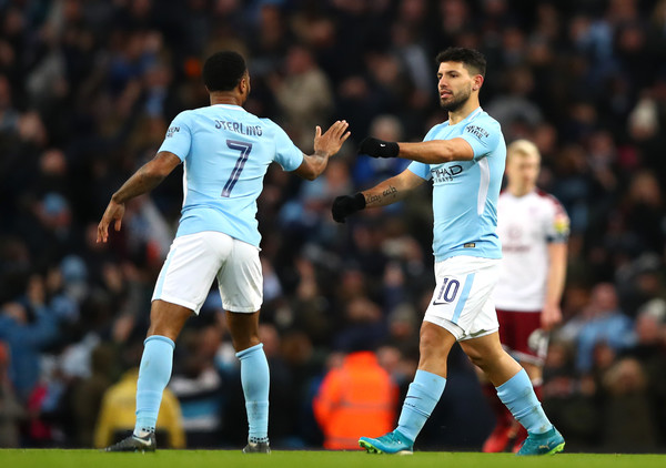 Manchester City v Burnley - The Emirates FA Cup Third Round