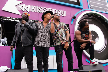 Rahsaan Bromfield KISSTORY On The Common 2019 - Show