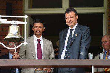 Rahul Dravid England v India: 2nd Investec Test