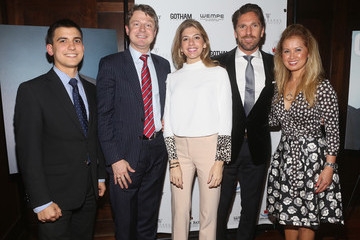 Raik Krause Gotham Magazine Celebrates Cover Star Henrik Lundqvist At Wolfgang's Steakhouse