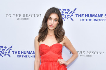 Rainey Qualley The Humane Society Of The United States To The Rescue! Los Angeles Gala 2019 - Arrivals