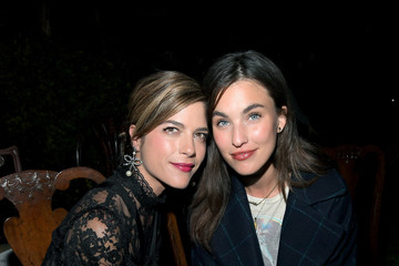 Rainey Qualley H&M x ERDEM Runway Show & Party - Front Row