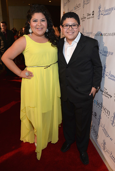 Raini Rodriguez - 28th Annual Imagen Awards - Red Carpet