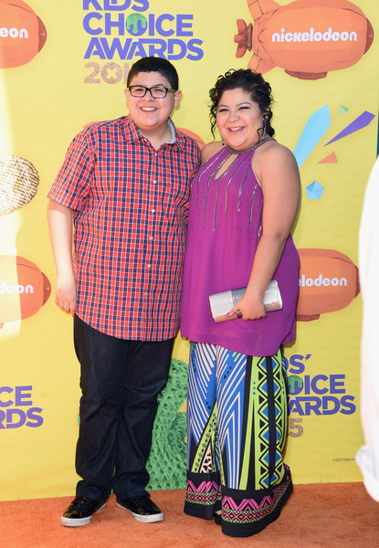 Raini Rodriguez - Nickelodeon's 28th Annual Kids' Choice Awards - Arrivals