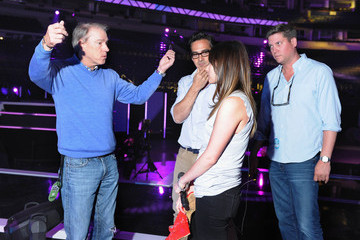 Raj Kapoor Keith Urban Rehearses for the CMT Music Awards