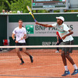 Rajeev Ram 2021 French Open - Day Five