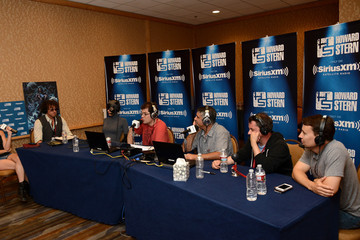 Ralph Cirella Howard Stern's 'Wrap-Up Show' Broadcasts Live from Comic-Con 2014