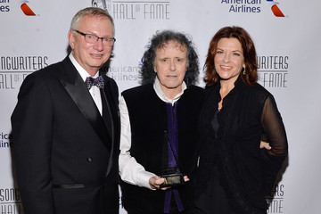 Ralph Peer Backstage at the Songwriters Hall of Fame Induction Ceremony