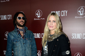 "Rami Jaffee Premiere Of ""Sound City"" - Arrivals"