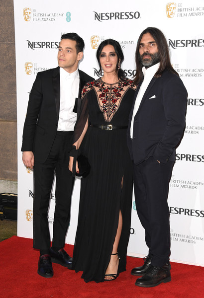 Nespresso British Academy Film Awards Nominees Party - Red Carpet Arrivals