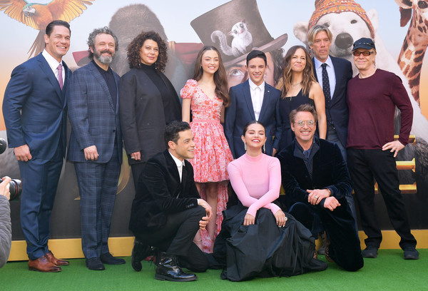 Premiere Of Universal Pictures' 'Dolittle' - Red Carpet