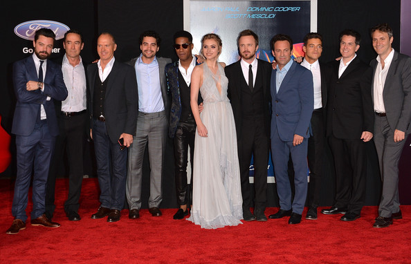 'Need for Speed' Premieres in Hollywood — Part 2