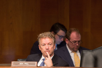 Rand Paul  Senate Holds Confirmation Hearing for Alex Michael Azar II to Become Health and Human Services Secretary