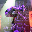 Randy Blythe Slayer, Lamb of God and Behemoth in Concert at the Hard Rock Joint in Las Vegas