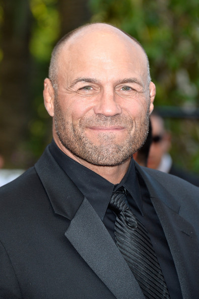 Randy couture actor randy couture attends quot expendables 3 quot premiere at