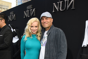 Randy Couture Premiere Of Warner Bros. Pictures' 'The Nun' - Red Carpet