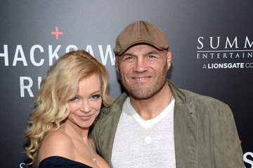 Randy Couture Screening of Summit Entertainment's 'Hacksaw Ridge' - Arrivals