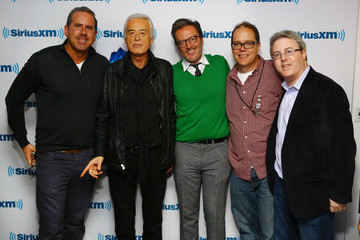 Randy Dry SiriusXM's 'Town Hall' with Jimmy Page